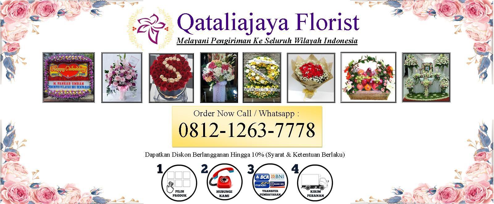 Qatalia Jaya Florist